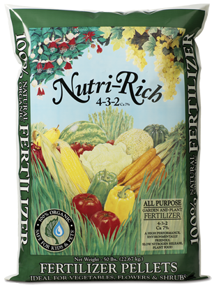 Nutri-Rich Organic Fertilizer
