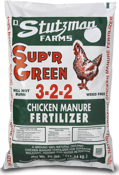 Sup'r Green Fertilizer Package